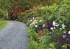 """""""A vidéki otthon"""": Szeretett kertünk.."""