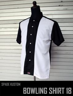 Bowling shirt 18