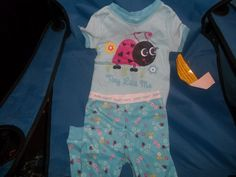 Adorable and Cute 2 piece Baby Girl Outfit! $6.00