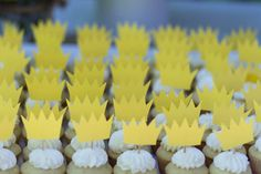 Where the Wild Things Are Crown cupcake toppers by DangDessertsNDecor