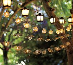 Shire-lights. #Hobbit #Middle-earth
