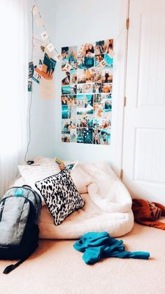 gorgeous bedrooms that i'll inspire some big ideas 25 - Cute room ideas - Bedroom Cute Room Ideas, Cute Room Decor, Girls Bedroom, Bedroom Decor, Bedroom Ideas, Bedroom Inspo, Girl Rooms, Trendy Bedroom, White Bedroom