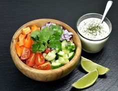 Sugar and Spice | Bulgursalat mit Joghurt-Dill-Dressing