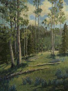 Daily Paintworks - Nancy Romanovsky