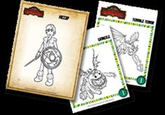 Coloring Pages How To Train Your Dragon : How to train your dragon 2 coloring pages and activity sheets