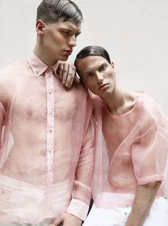 In the pink #male
