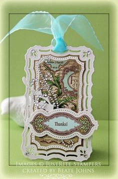 Samantha Walker Tag by Beate - Cards and Paper Crafts at Splitcoaststampers
