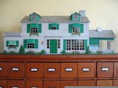C. Dianne Zweig - Kitsch 'n Stuff: Collecting Vintage Litho Tin Doll Houses