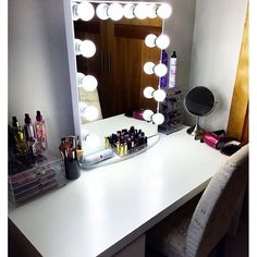 Impressions Vanity Hollywood Glow XL Vanity Mirror