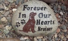 """We are starting are pet memorials at 25.00 +. The 25.00 gives you about a size 2.25""""x3.5"""" stone. With 2 words or Single word and and Image or Graphic. For more verbiage and larger photo we recommend larger stones. PLEASE REQUEST A CUSTOM ORDER FOR LARGER STONES>, All stones are natural original stone. The Stone pictured is a Large size, we can however do the design on a medium size, or shorten the poem for smaller stones. This set of 8 different choices 3rd PICTURE SHOWN ( Can also be Do..."""