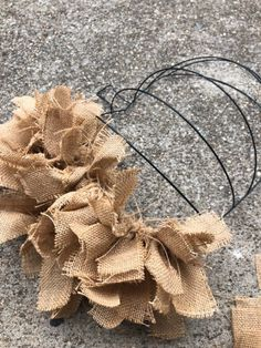 Wreaths DIY Dollar Tree Rag Pumpkin Wreath - The Shabby Tree Buying Birkenstock Sandals At A Discoun Dollar Tree Pumpkins, Burlap Pumpkins, Dollar Tree Fall, Dollar Tree Crafts, Fall Pumpkins, Fabric Pumpkins, Diy Fall Wreath, Wreath Crafts, Fall Diy
