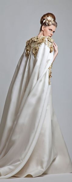 Krikor Jabotian 2013 collection - Couture - http://www.orientpalms.com/krikor-jabotian-3388