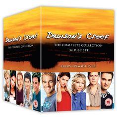 #DawsonsCreek 1998 - 2003