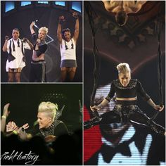 On This Day in #PinkHistory 19th March 2013 @Pink played at Xcel Energy Centre in Minnesota on The Truth About Love Tour