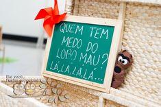 ANIVERSÁRIO LEGAL: Dicas para fazer uma Festa de Aniversário Super Legal dos Três Porquinhos!