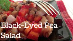 Black-Eyed Pea Salad | Ramblings of a Bad Domestic Goddess