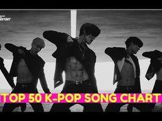 Top 50 K-Pop Songs for May 2015 (Week 4) - YouTube