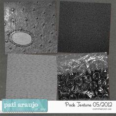Pacote de texturas 05/2012 (CU) by Pati Araujo
