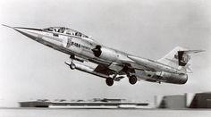 Lockheed TF-104G Starfighter Free World Defender speed record holder.
