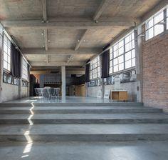 Galeria de Silo-top Studio, Escritório na cobertura de um antigo armazém / O-OFFICE Architects - 9