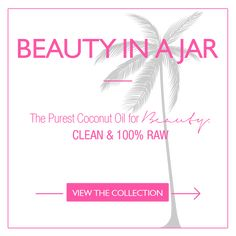 Coconut Oil for Beauty by Coconut & Company get 15% off with COCORAW15 #coconut #makeup girlz #cosmetics #raw #rawfashion #rawfashionmagazine #beauty #beauty care #beauty queen #beauty addict #beauty brands #body care #coconut oil #spa #promocode #BEAUTYINAJAR #coupon code
