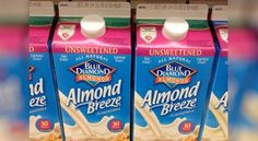 If Anyone You Know Buys Almond Milk, Tell Them To Stop – Here's Why – All About Healthy Life