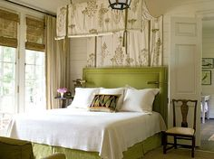 16 Green Bedrooms Show Off This Fresh, Peaceful Color