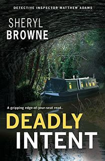 Annie's Book Corner: Review of Deadly Intent by Sheryl Browne - 5 huge **