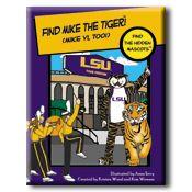 Find LSU's Mike book