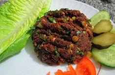 Hepsi Birbirinden Lezzetli 15 Hatay Mezesi- Onedio.com Turkish Recipes, Salads, Recipies, Food And Drink, Appetizers, Beef, Meals, Snacks, Kitten