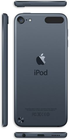 6. Something I can't travel without #EsuranceDreamRoadTrip The amazing iPod touch 5
