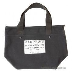 5 PREVIEW Mini Lunch Bag, Schwarz @ antecedens.de