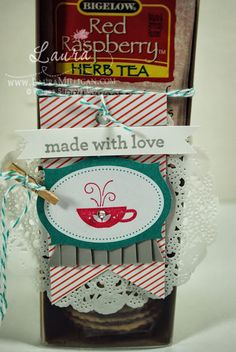 "Laura Milligan, Stampin' Up! Demonstrator - I'd Rather ""Bee"" Stampin!: Tag A Bag Gift Boxes"