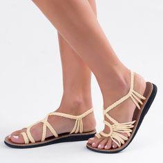 bc4a584cafa Palm Leaf Sweet-Ivory – Plaka Sandals.  sandals  plakasandals  comfort
