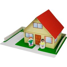 House,Toys,Paper Craft,town,building,town