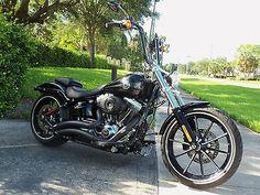 eBay: 2015 Harley-Davidson Softail 2015 Harley Davidson Breakout (158 miles, $4,000+Upgrades, Brand New Condition) #harleydavidson