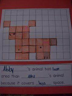 Direct Comparison: Area Animals