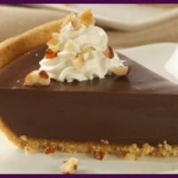 Fabulous Carnation Chocolate Pie Recipe.....Few Ingredients And Simple To Make!! YUM