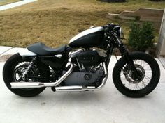 Nightster Chopped rear fender and seat - The Sportster and Buell Motorcycle Forum