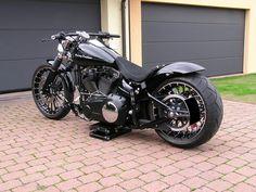 Harley Davidson Breakout #harleydavidsonsoftailfatboy