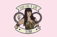 Fight Like a Girl | Facebook: Kaol Porfírio