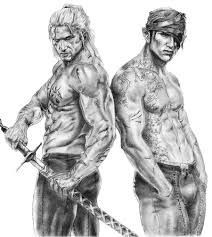 Gerald and Iorveth