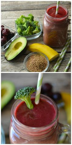 "This high fiber smoothie is a great way to keep those kids ""regular!"""