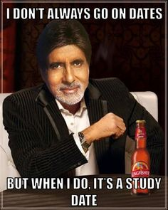 Amitabh Bachchan! #desi #joke #indian #pakistani #arab #meme #so true