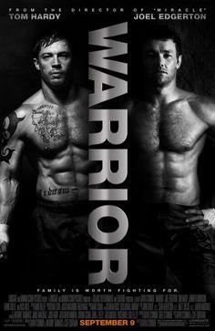 """Warrior"" (2011) / Director: Gavin O'Connor / Writers: Gavin O'Connor (screenplay), Anthony Tambakis (screenplay) / Stars: Tom Hardy, Nick Nolte, Joel Edgerto #poster"