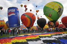Crew Help- Needing some help with Pilot and Crew information? Go to http://www.balloonfiesta.com/pilots-and-crew for more details.