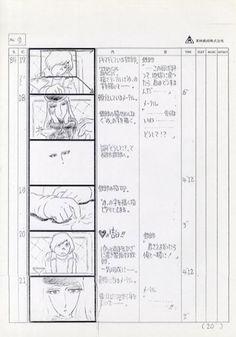 Anime Storyboard   71 Best Anime Storyboard Images On Pinterest Storyboard Animation