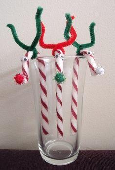DIY ----))) Christmas Decor :) Easy To Do!!
