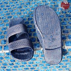 3fecb20395672 Kids Navy Blue Jandals® - Pali Hawaii Sandals
