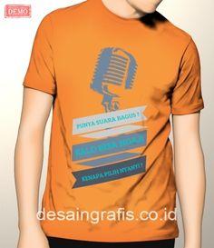 Desain Kaos Distro Terlengkap dan Terbaik Karya Designer Profesional